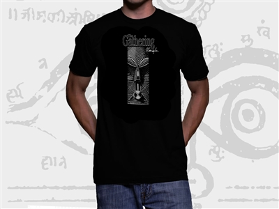 T-shirt Mandylion black